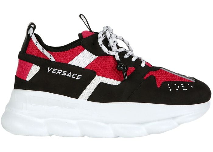 Versace Chain Reaction 2 Red Black For