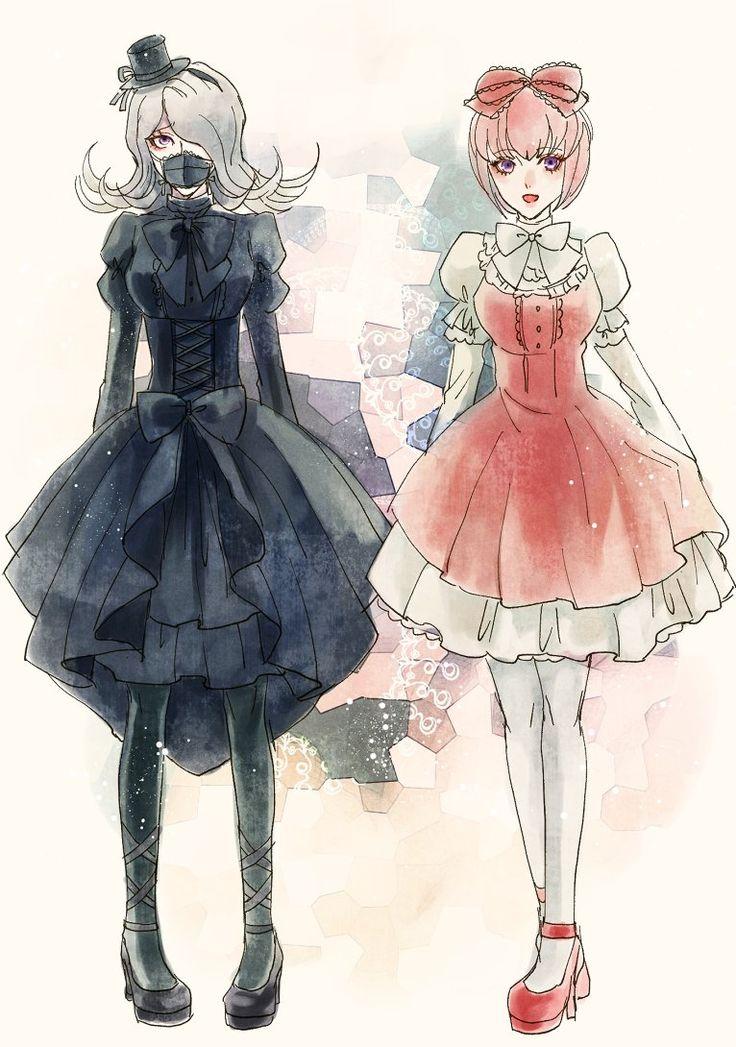 Seiko and Ruruka