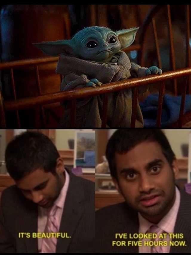 Baby Yoda Dump Yoda Funny Yoda Meme Yoda
