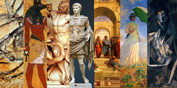 Major Art Periods