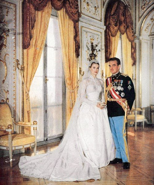 Could there have been a more timeless royal wedding than that of Grace Kelly? Princess Grace of Monaco still looks as stylish and regal now as she did when she married Prince Rainier III in 1956.
