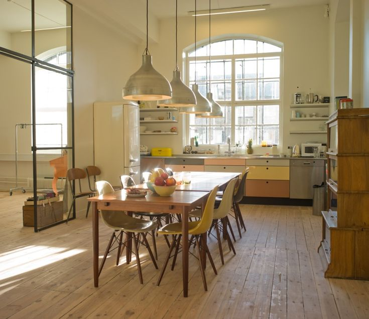 Kitchen Impossible 31 07: Showroom Of Becksöndergaard, Copenhagen Designed By Danish