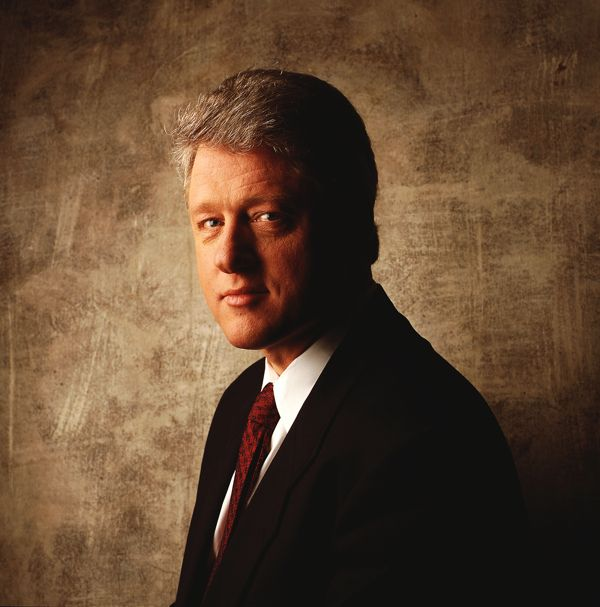 President William Clinton (1993-2001) president number 42