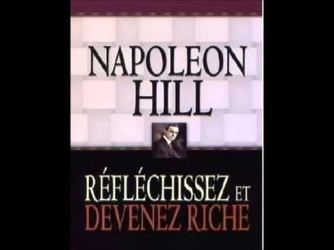 ▶ Napoleon Hill  Réfléchissez et devenez riche