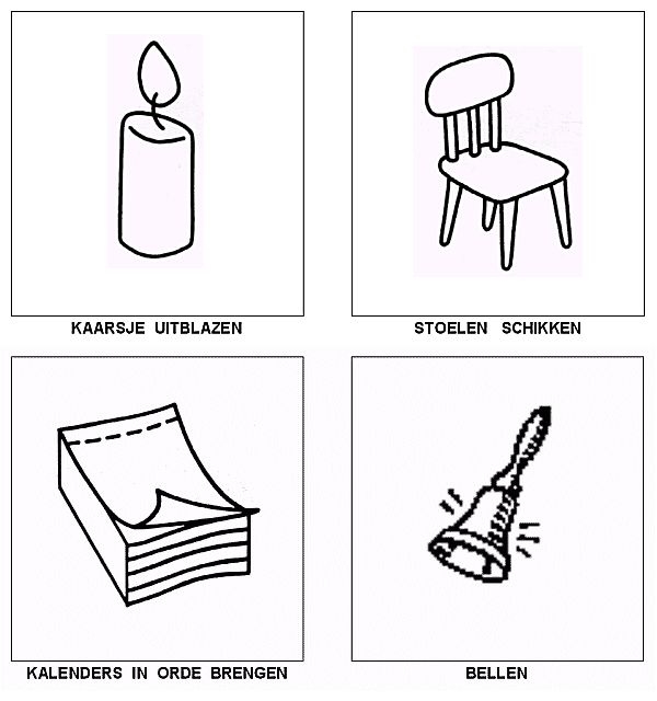 Takenbord symbolen