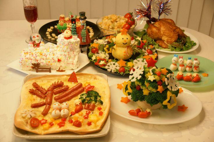 2011年 クリスマスディナー