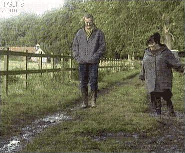 Quand tu veux sonder la profondeur d'un cours d'eau ne te sers pas de tes deux pieds. -Proverbe Chinois