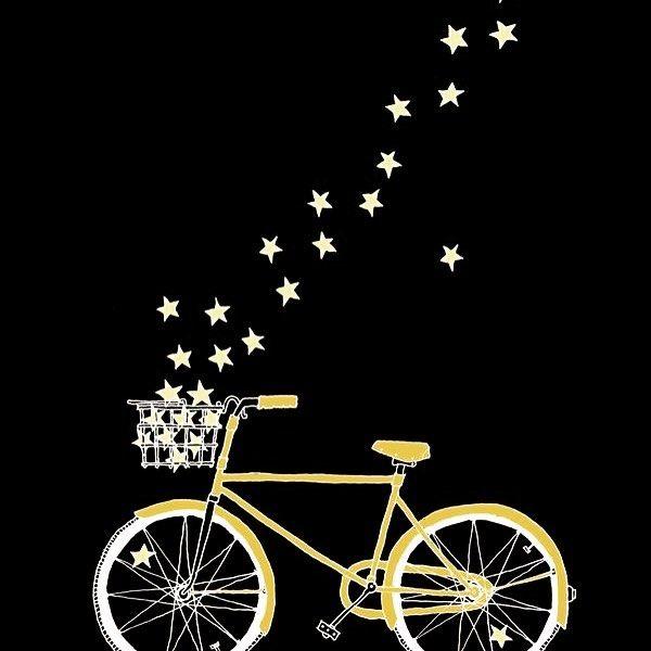 İyi gecelerrrrr#bisiklet #bisikletsevenler #bisikletözgürlüktür #bisikletturu #bisikletliulasim #bike #bicycle #cycling #iyigeceler #karanlık #gece #yıldız