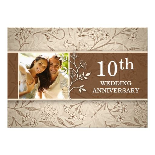 10th Wedding Anniversary Gift Ideas Uk : 1000+ ideas about 10th Wedding Anniversary on Pinterest 10 year ...