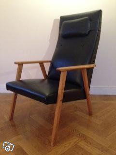 Fåtölj, barstol, skrivbord + skrivbordsstolar | Stockholm