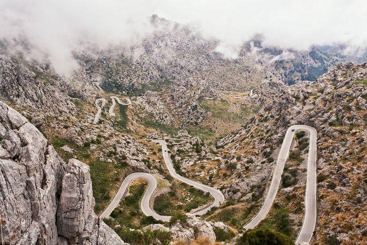 Sa Calobra, Mallorca, Spain