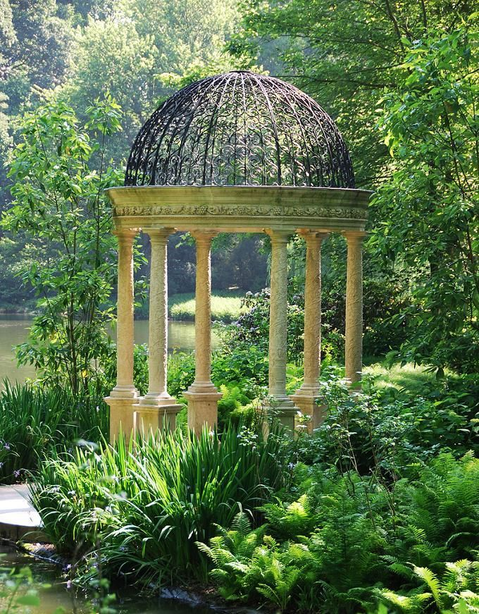 Gazebo In Color Longwood Gardens Pa My Style Pinboard Pinterest Gardens Posts And Colors