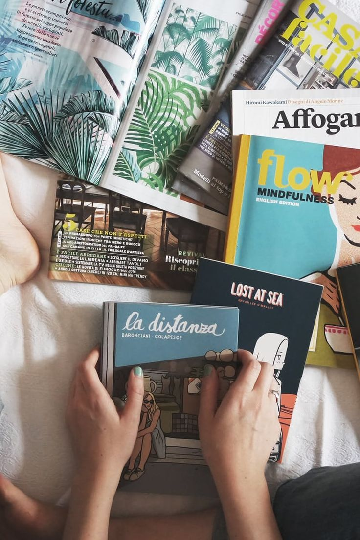 Free stock photo of hands, feet, books, magazines