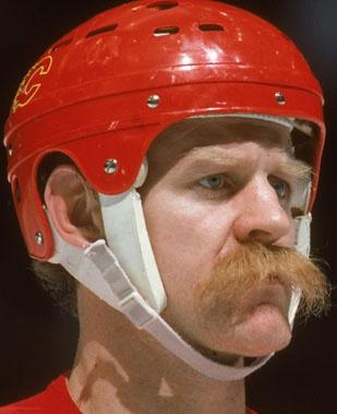 Lanny McDonald Memorable Mustache