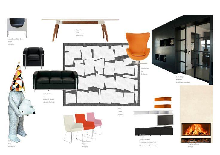 Voorbeeld meubelplan