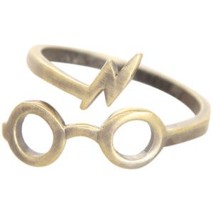 Harry Potter Glasses Ring | Hot Topic