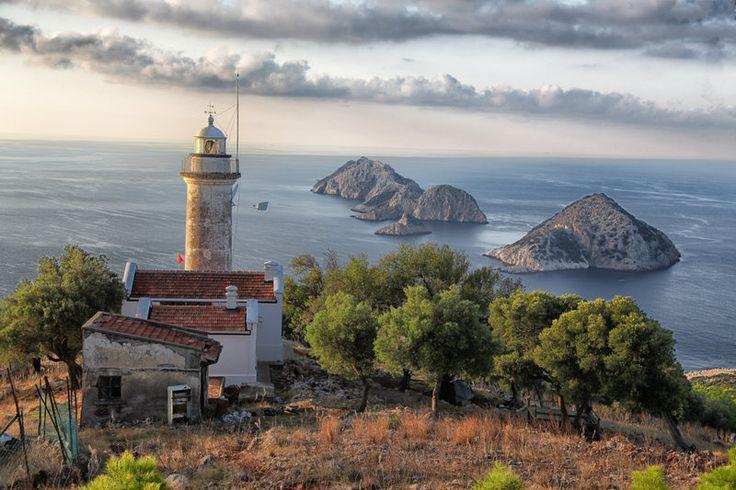 Finike to Gelidonya Light House - Turkey