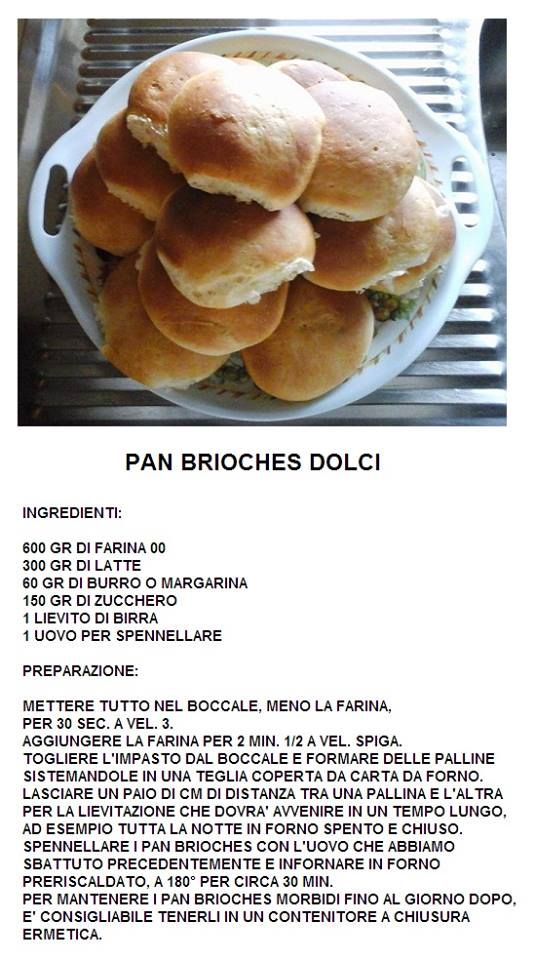 pan brioches