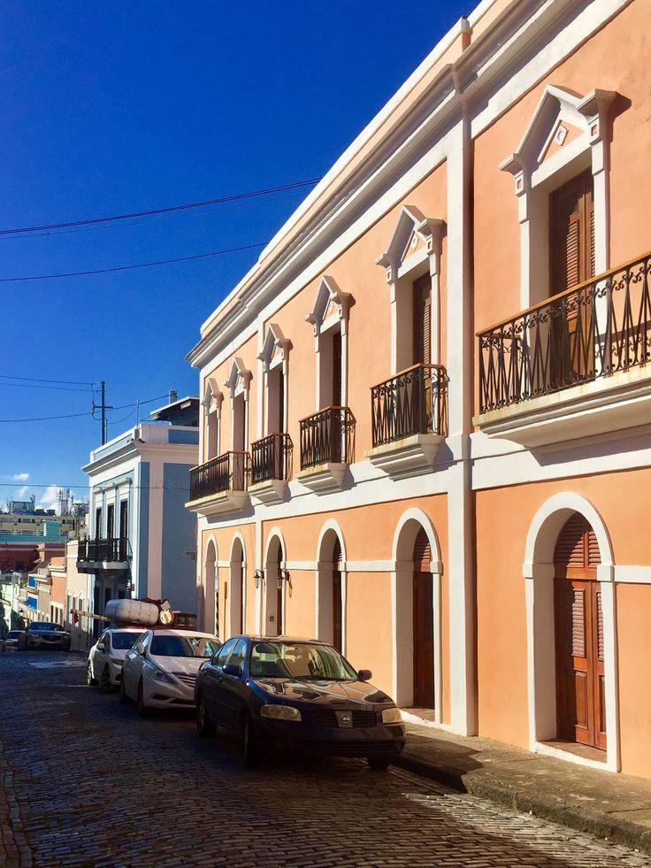 Borinquen Villa Historic Old San Juan Apartments for