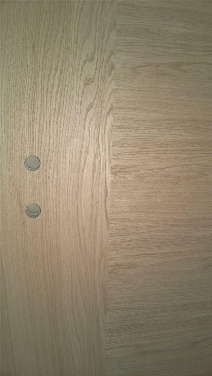 PRIMERA 02 matt finished natural oak veneered door