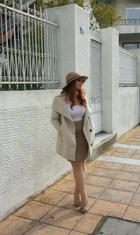 Classy hat...