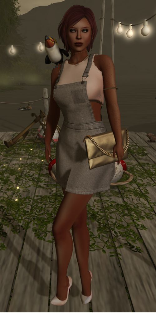 Heimo SL Blog post with fashion from Arise, C88, Eclat, Elua, Evani, Garbaggio, Kunst, Kustom9, Lumae, Summerfest, Tabou, TFC, Tres Chic, pet by MishMish, pose by Purple Poses, etc http://heimoslblog.blogspot.fi/2016/06/lakeside-daydream.html
