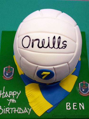 Cannaboe O'Neills ball cake | by cacamilis