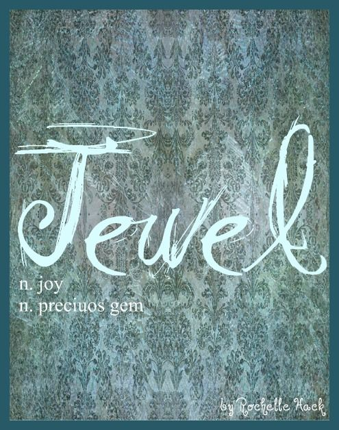 Baby Girl Name: Jewel. Meaning: Joy; Precious Gem. Origin: Latin; English. http://www.pinterest.com/vintagedaydream/baby-names/