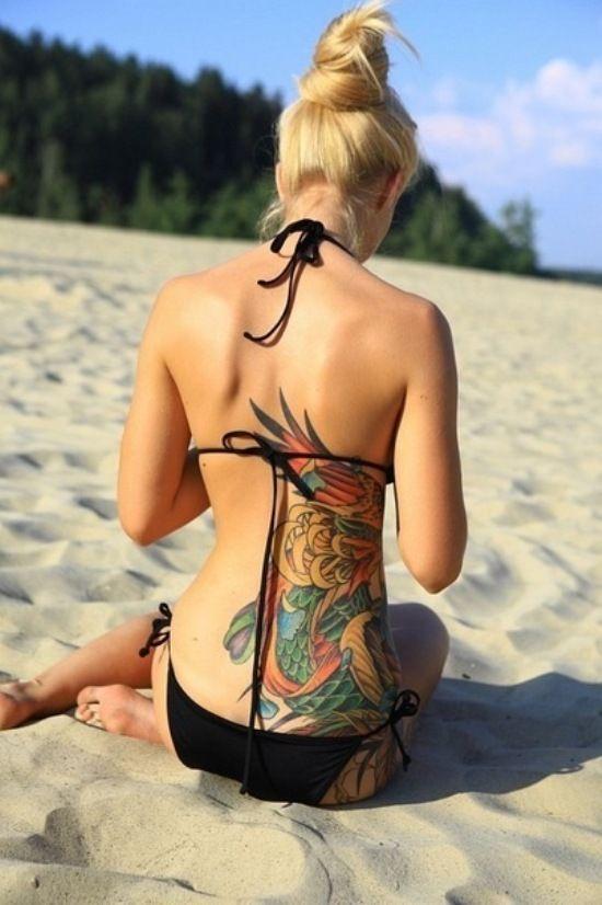 rib/stomach ink: Tattoo Women, Tattoo Placements, Tattooink, Phoenix Tattoo, Colors Tattoo, Side Tattoo, Back Tattoo, A Tattoo, Tattoo Ink