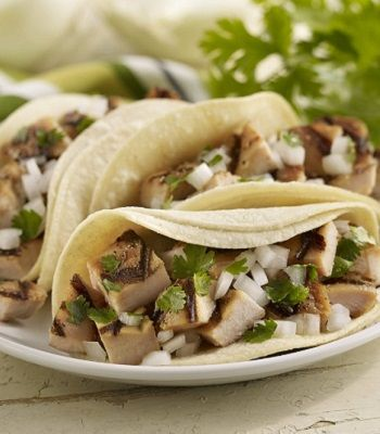 Taco Tuesday!  Tacos al Carbon at El Pollo Loco  Menu & Nutrition Information