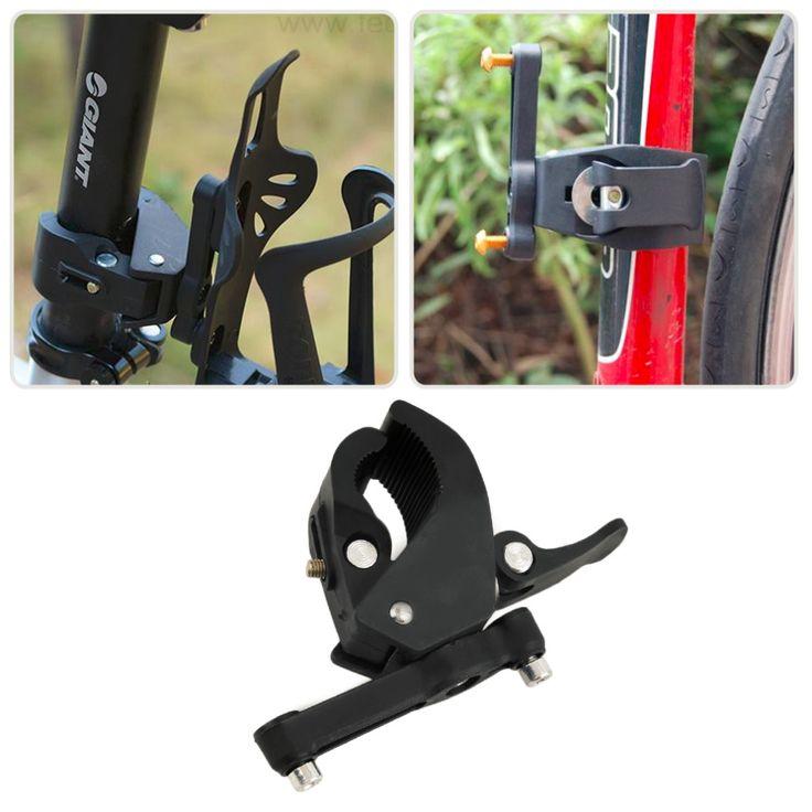 Fahrrad Radfahren Lenkerhalterung Flaschenhalter Halter Rack Clamp kostenloser versand