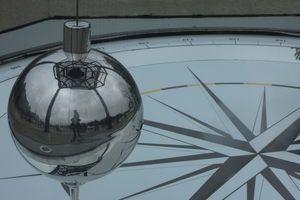 Foucault Pendulum of Valdivia in Valdivia Chile