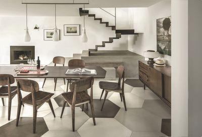 les 25 meilleures id es de la cat gorie table en b ton sur pinterest dessus de table en b ton. Black Bedroom Furniture Sets. Home Design Ideas