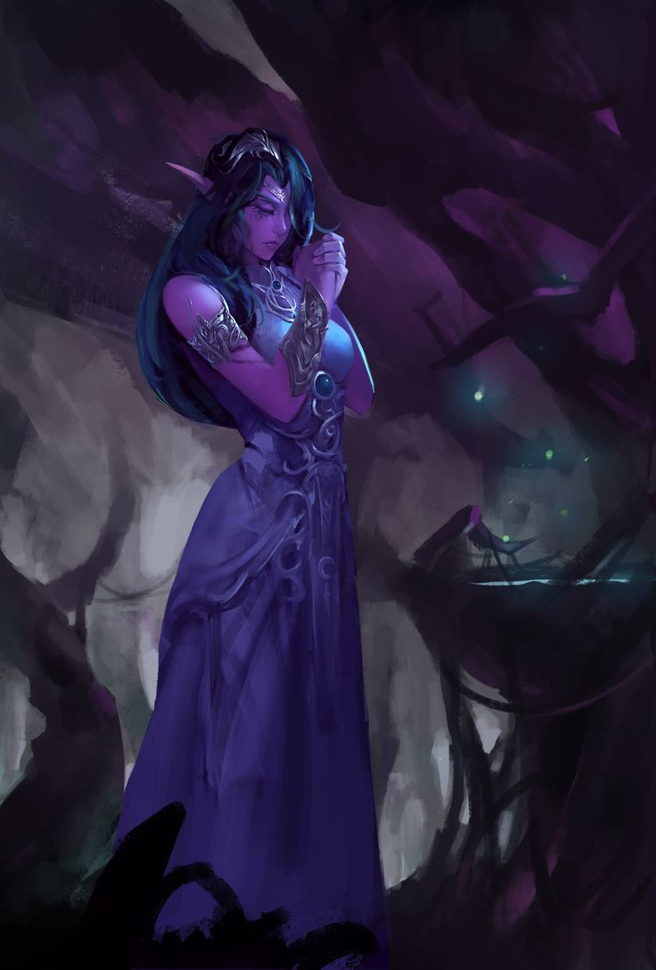 Wow nightelf porn