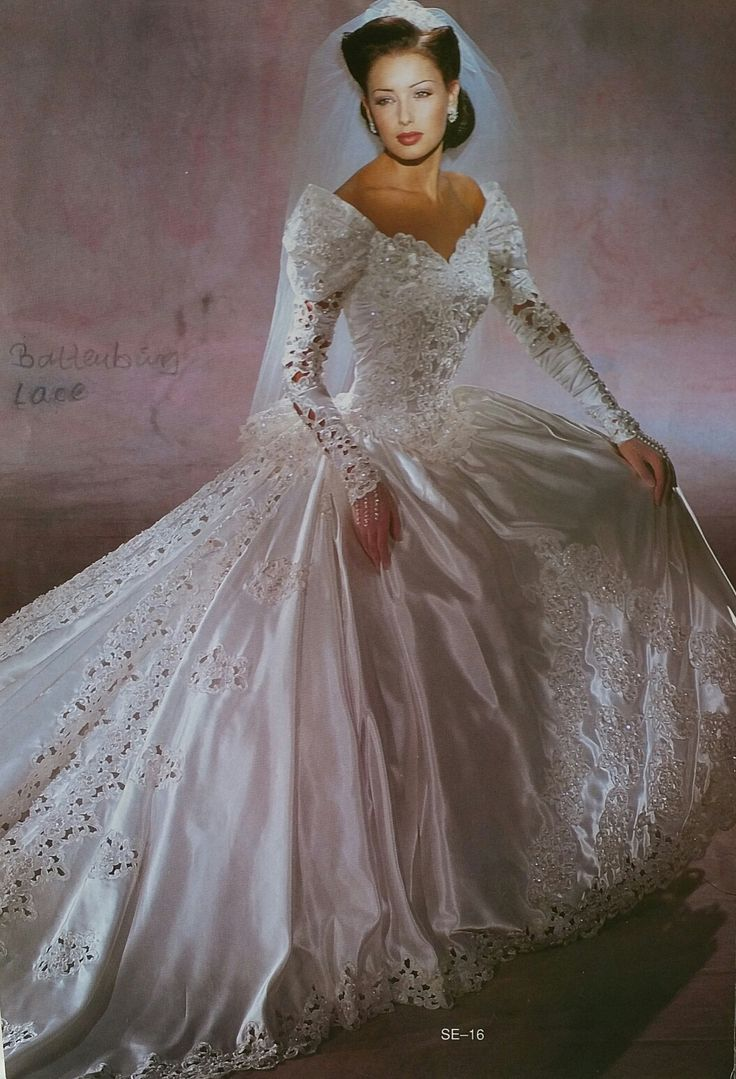293 Best 1990 S Wedding Gowns Amp Dresses Images On