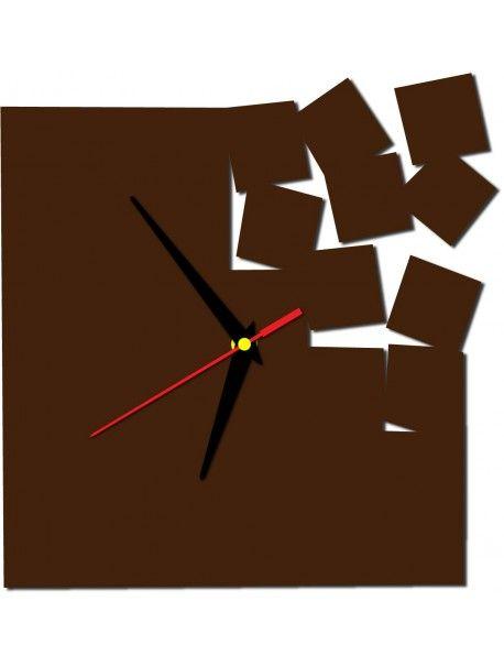 Ceas de perete modern - Pătrat Referinta  X0041-Modern wall clock Conditie:  Produs nou  Disponibilitate:  In Stock  A venit timpul pentru o schimbare! ceas de decorare revigora orice interior, sublinia farmecul și stilul de spațiu. caldura lor în carcasă cu noul ceas. ceasuri de perete din plexiglas sunt un decor minunat interiorului.