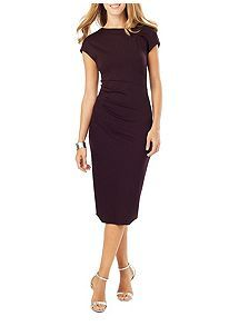 View product Phase Eight Sonia Structured Dress