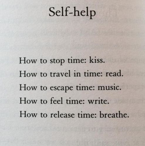 Self-help strategies don't have to be complex