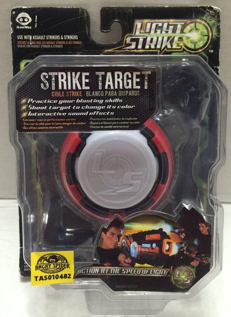 (TAS010482) - WowWee Light Strike Strike Target
