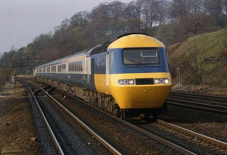 Class 43 1975 InterCity High Speed Train
