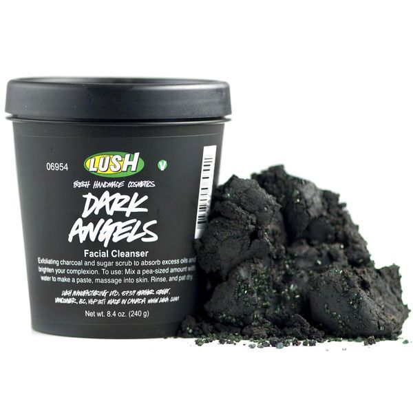 Dark Angels Cleanser | Cleansers | LUSH Cosmetics