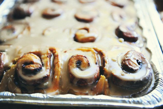 Best Cinnamon Rolls ever!  Recipe from thepioneerwoman.com
