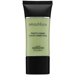 My #1 pick for covering lupus butterfly rash, green covers red, and this smooth everything out. wear it alone, or with foundation or powder over it. It is the best product I have tried.
