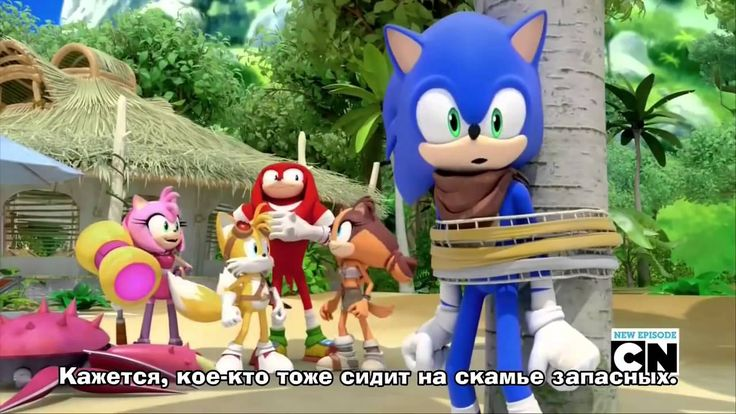 Sonic Boom Full Episodes Cartoon Network English Dub Episode 13, 14, 15, 16