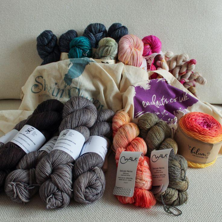 Edinburgh yarn festival