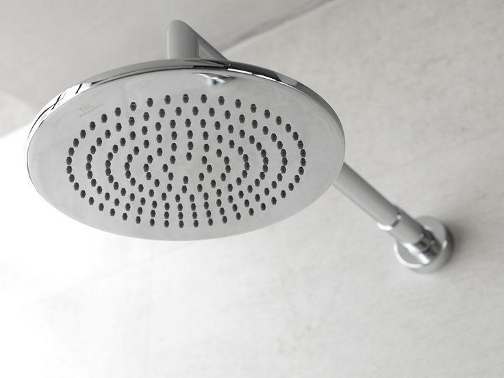 Noken Rondo shower head and Rondo shower arm   Image Gallery | Noken Design