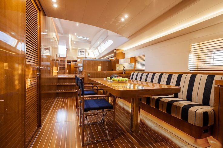 First Look: On Board the inaugural Swan 115 S, Solleone - New-Build - SuperyachtTimes.com
