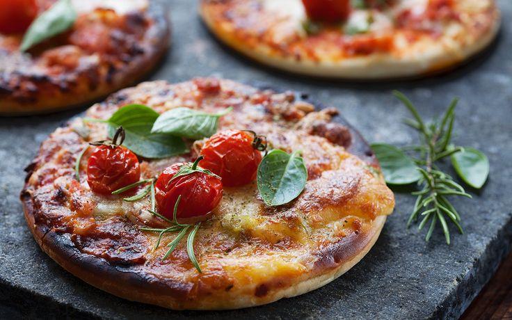 Cómo hacer pizzetas caseras   Demos la vuelta al día