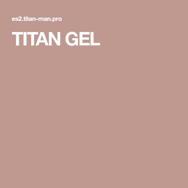 titan gel in pakistan is a one of a kind item produced using an