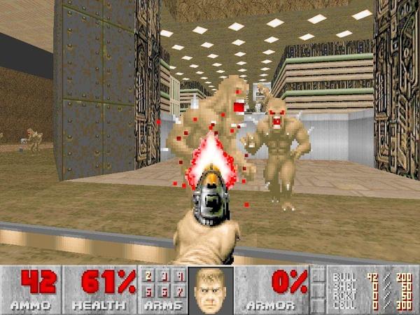 Viernes Retro: DOOM.   DOOM fue uno de los pioneros en los juegos de acción y disparos. Una creación de id Software, la cual revolucionó la escena de los juegos para PC con la incorporación de gráficos 3D, modo multijugador en red y soporte para modificaciones. ¿Recuerdan los clásicos WAD?  ¡No se lo pueden perder! Les dejamos el enlace para descargar DOOM 95 gratis:   http://descargar.mp3.es/lv/group/view/kl40721/Doom_95.htm?utm_source=pinterest_medium=socialmedia_campaign=socialmedia